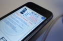 iPhone Forensic Data Recovery - Pass-code protected.