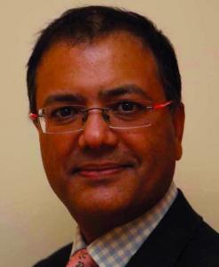 Professor Jaideep Pandit, NAP 5 Clinical Lead and Chair
