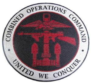Combined Operations Memorial Fund logo - click for high-res version