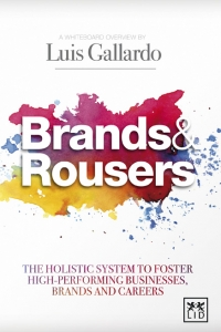 Book Cover of Brands & Rousers by Luis Gallardo