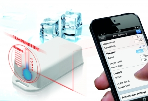 GPS Tracker & Alarm - Temperature monitor