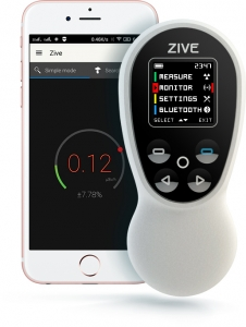 ZIVE smart radiation meter
