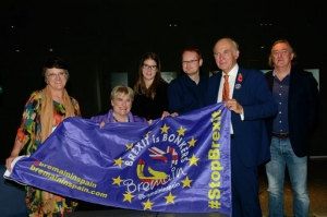 Bremain in Spain meets Vince Cable