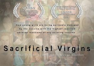 Sacrificial Virgins logo - click for high-res version