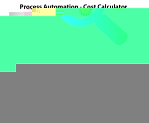 Process cost calculator