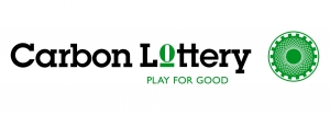 The Carbon Lottery logo