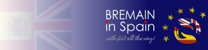 Bremain in Spain logo