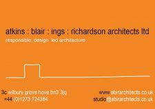 a : b : i : r architects  logo - click for high-res version