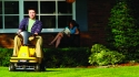 Recharge Mower - Lifestyle 1