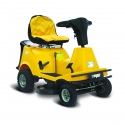 Recharge Mower with Grass Catcher and Seat Cover