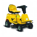 Recharge Mower with Seat Cover