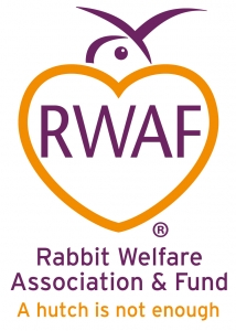Rabbit Welfare Association and Fund logo - click for high-res version
