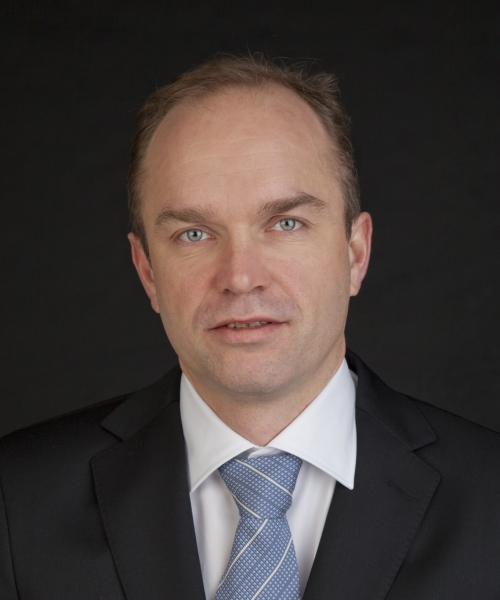 Helge Fanebust, Chief Technology Officer of STM