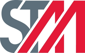 STM Group Inc logo - click for high-res version