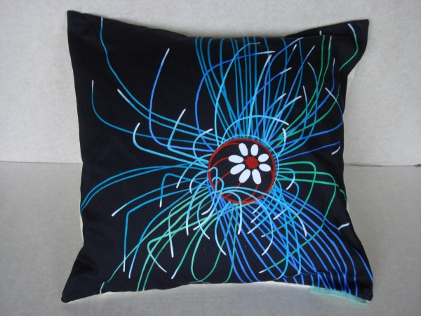 Jellyfish Cushion