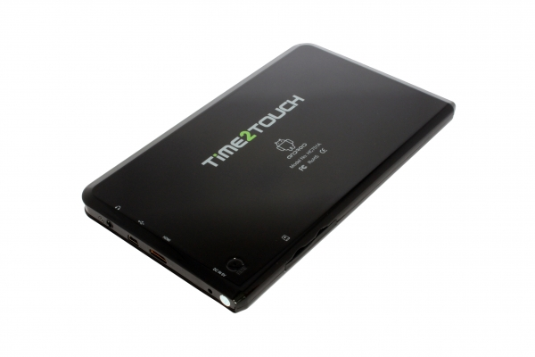 Time2Touch Tablet PC - Android Logo