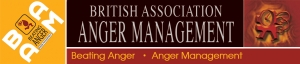 British Association of Anger Management logo - click for high-res version