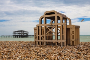 Small is Beautiful - West Pier desk
