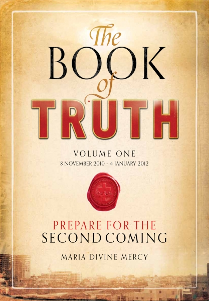 The book of truth cover full size
