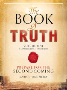 The book of truth cover - 3cm print res