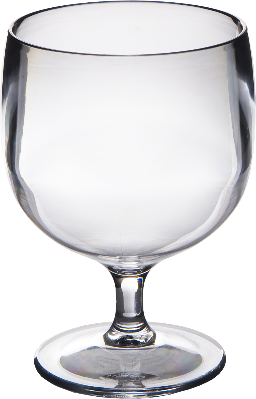 Stackable Virtually Unbreakable Wine Glass High Resolution