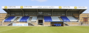 Bishop's Stortford FC home ground