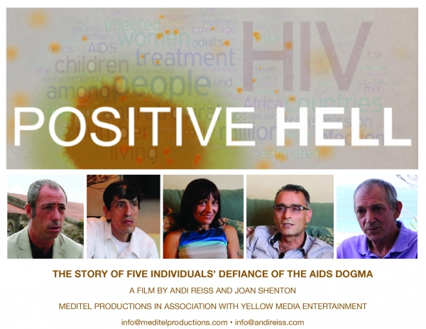 Positive Hell flyer