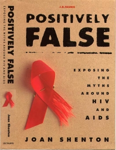 Positively False - original front cover - click for high res image