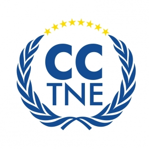 Climate Change - The New Economy (CCTNE) logo - click for high-res version