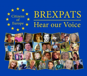 Brexpats Hear our Voice member montage
