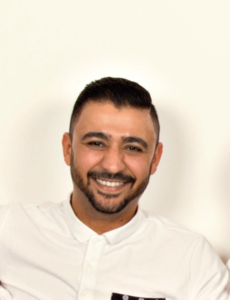 Hani Salih, Director, The Yogurt Guys Ltd