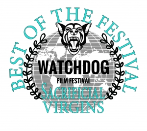 Watchdog Best of Festival award for Sacrificial Virgins - click for high res image