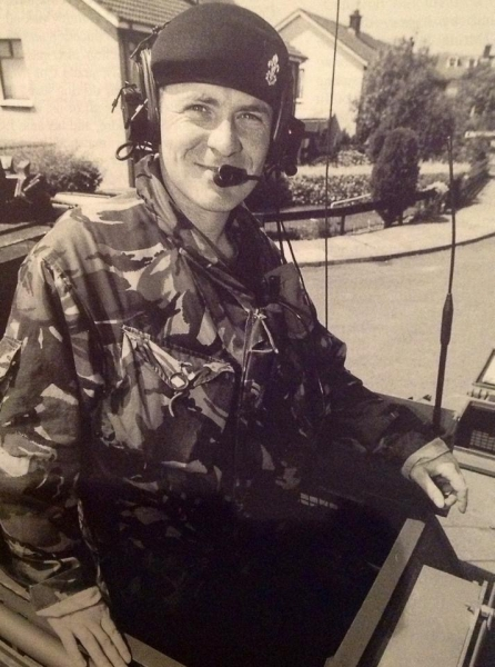 Steve Talbot - Inspiration behind Veterans Next Step