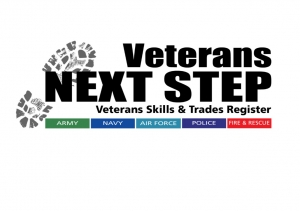Veterans Next Step logo - click for high-res version