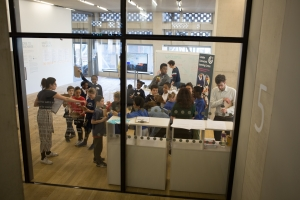 Free flowing learning and play at Tate Exchange last year
