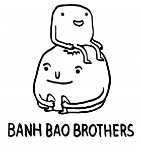 Banh Bao Brothers logo - click for high-res version