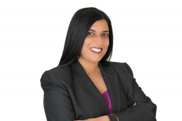 Shamsah Lalji, Owner and Director of Radfield Home Care Richmond, Kingston and Hounslow branch