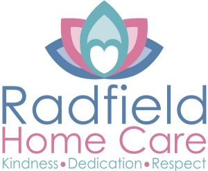 Radfield Home Care logo - click for high-res version