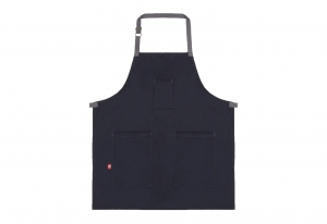 HiberGrill Apron - Navy - click for high res image