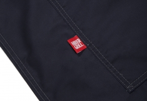 Hibergrill Apron - Olive Detail - click for high res image
