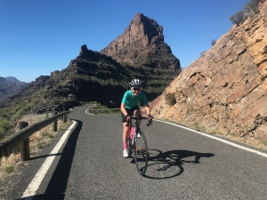 Anna Cycling Gran Canaria's Valley of the Tears (VOTT)