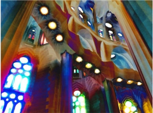 Hilly Barmby - Sagrada Familia - click for high res image