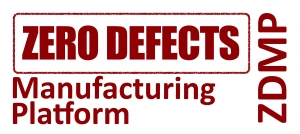 ZDMP: Zero Defects Manufacturing Platform logo - click for high-res version