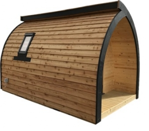 Quality Shepherd Huts - click for high res image