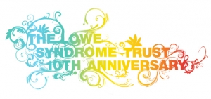 The Lowe Syndrome Trust logo - click for high-res version