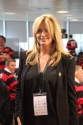 Penny Lancaster Stewart, supporting Lowe Syndrome Trust